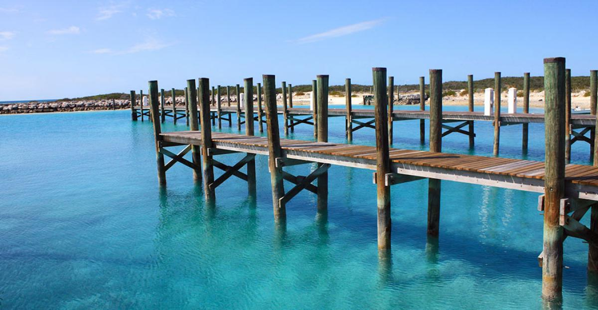 Marinas to visit in the Exumas Islands