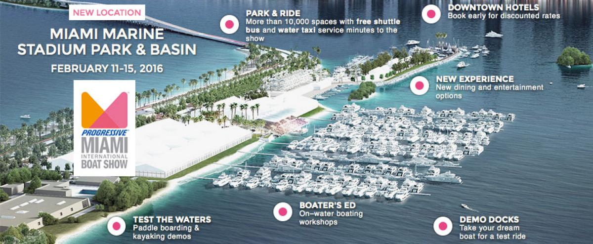 See InterMarine's Miami Boat Show Guide 2016
