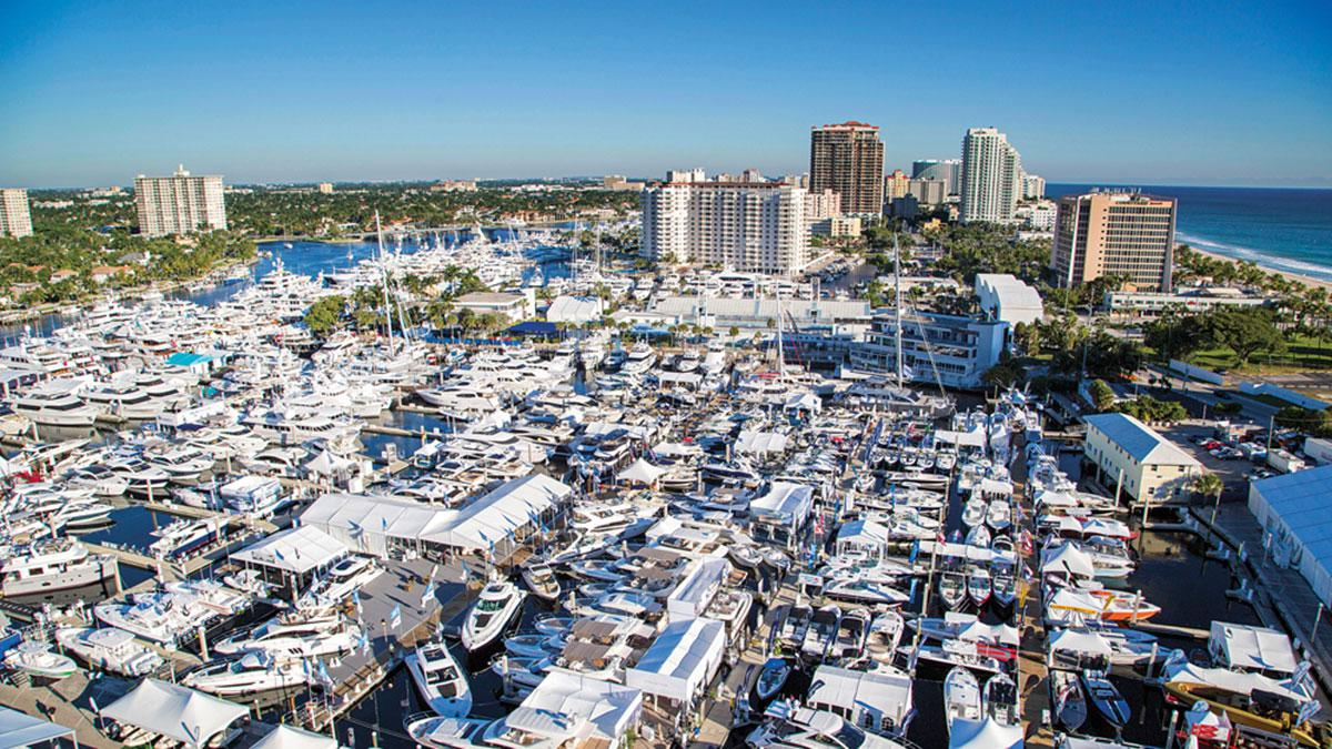 57th Annual Fort Lauderdale International Boat Show