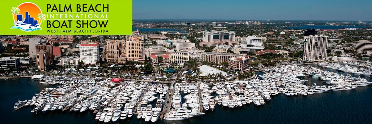 Palm Beach International Boat Show 2017