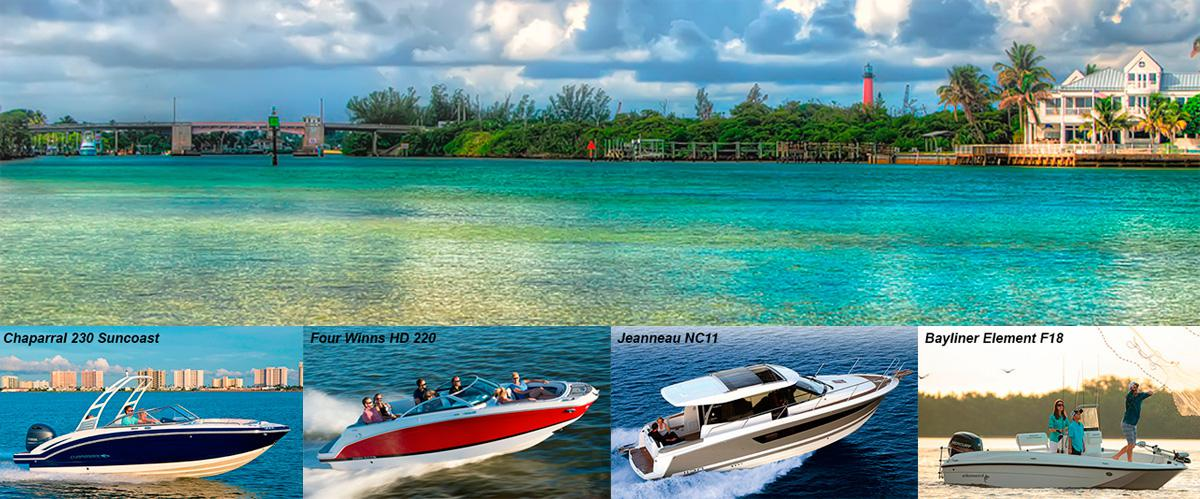 Extended Boat Show Specials at Jupiter Open House
