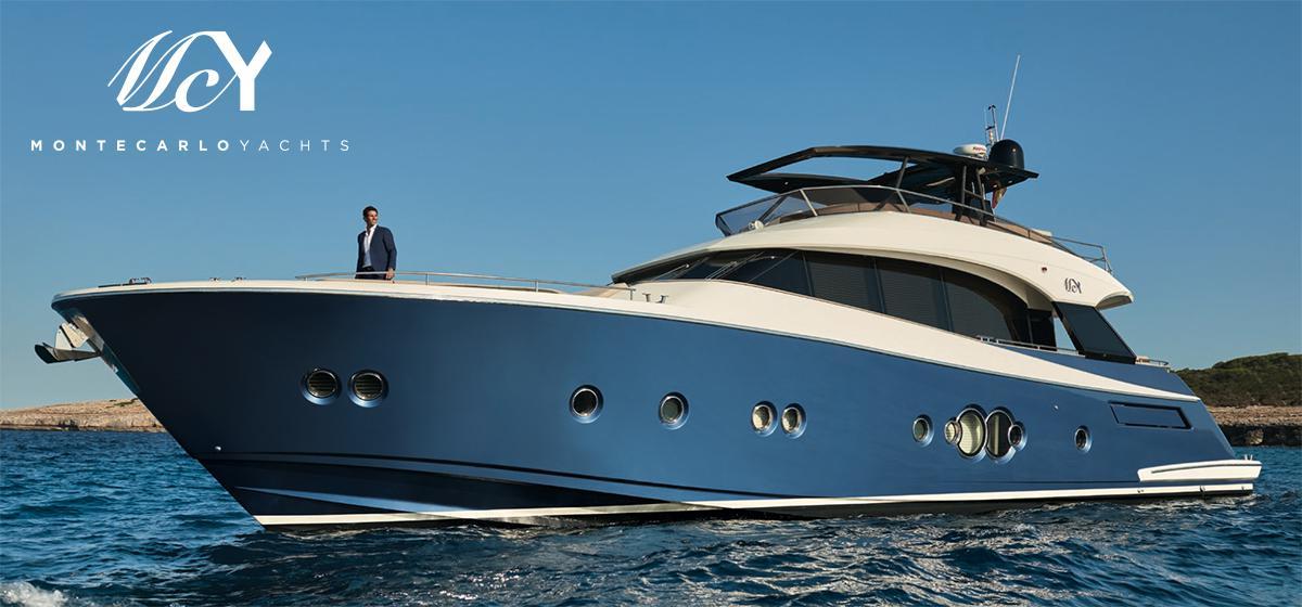 Tennis Champion Rafael Nadal chooses Monte Carlo Yachts