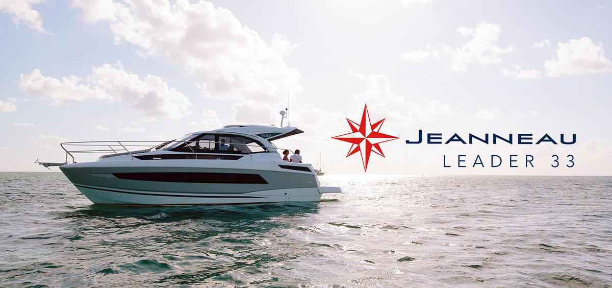 Jeanneau Leader 33 declared a winner