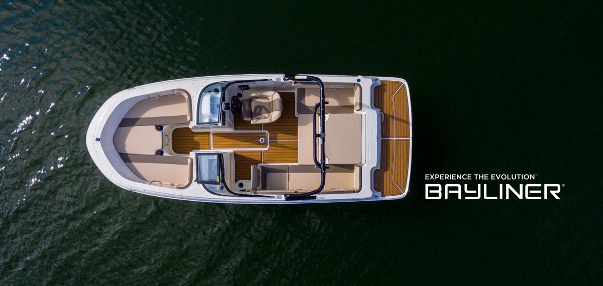 Meet Bayliner's newest bowrider, Bayliner VR4