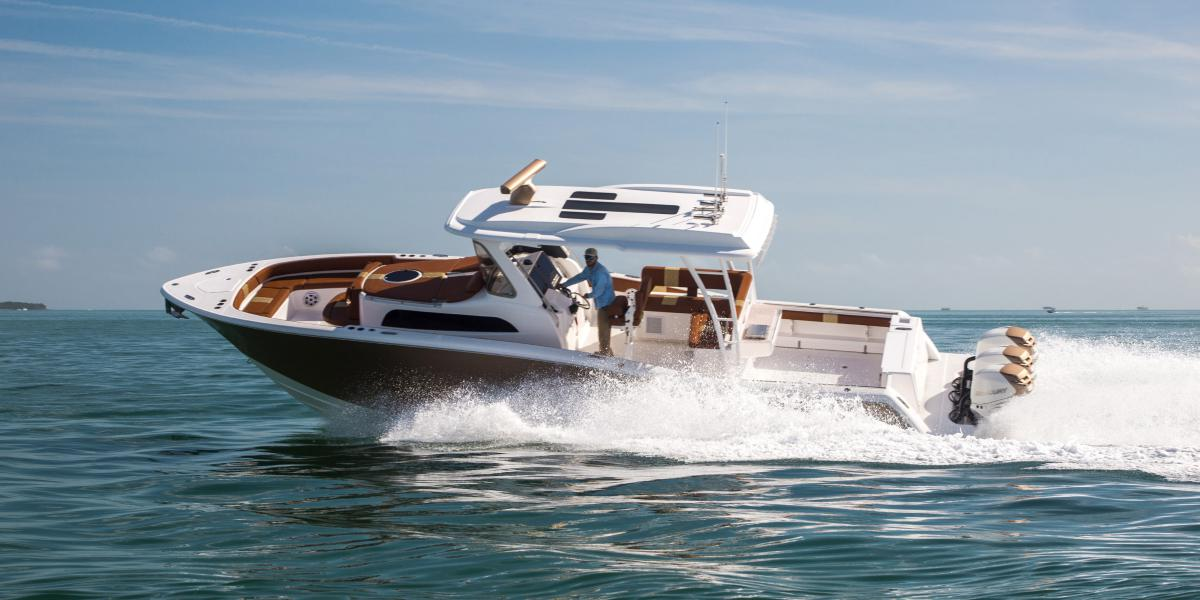Belzona Boats: designed to elevate the boating experience