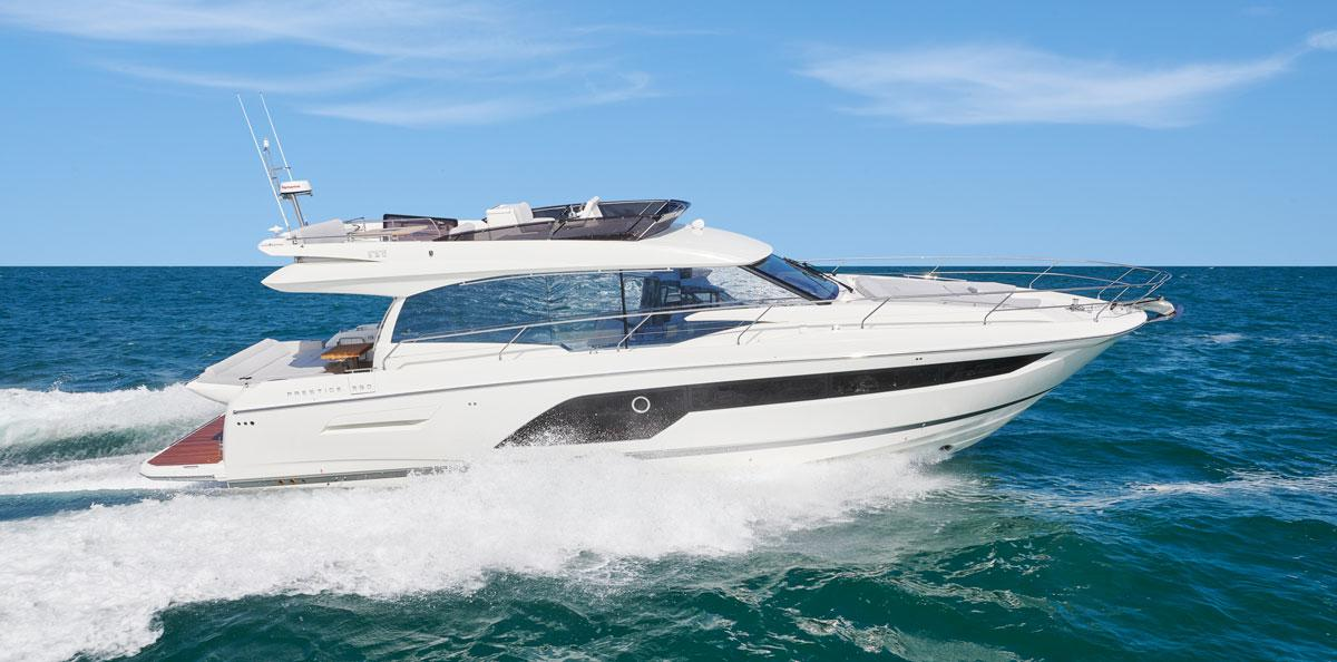 Announcing the launch of the Prestige 590