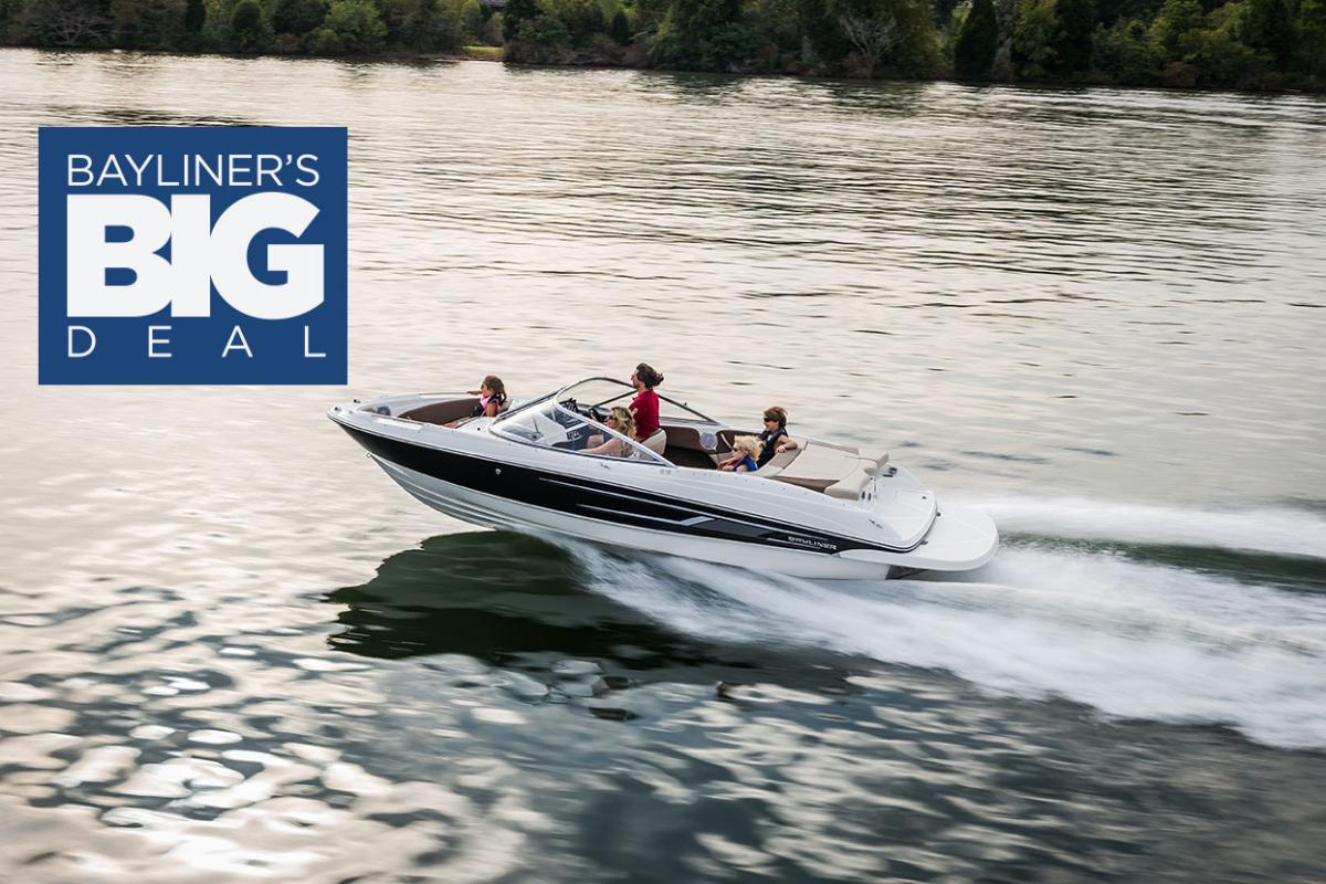 Don't miss Bayliner's Big Deal Event