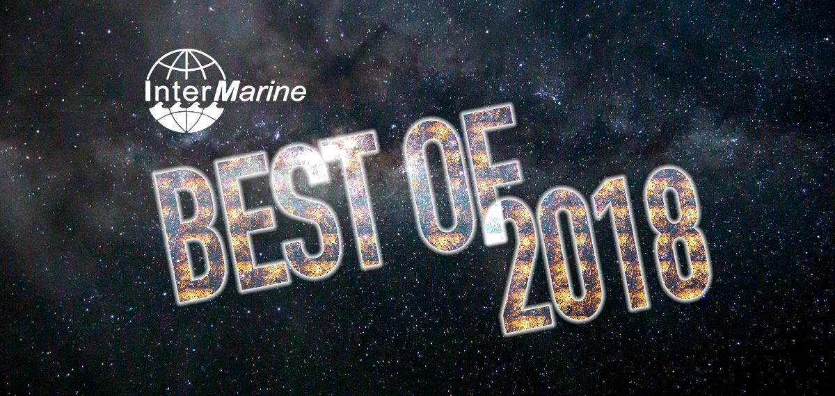 InterMarine's Best of 2018