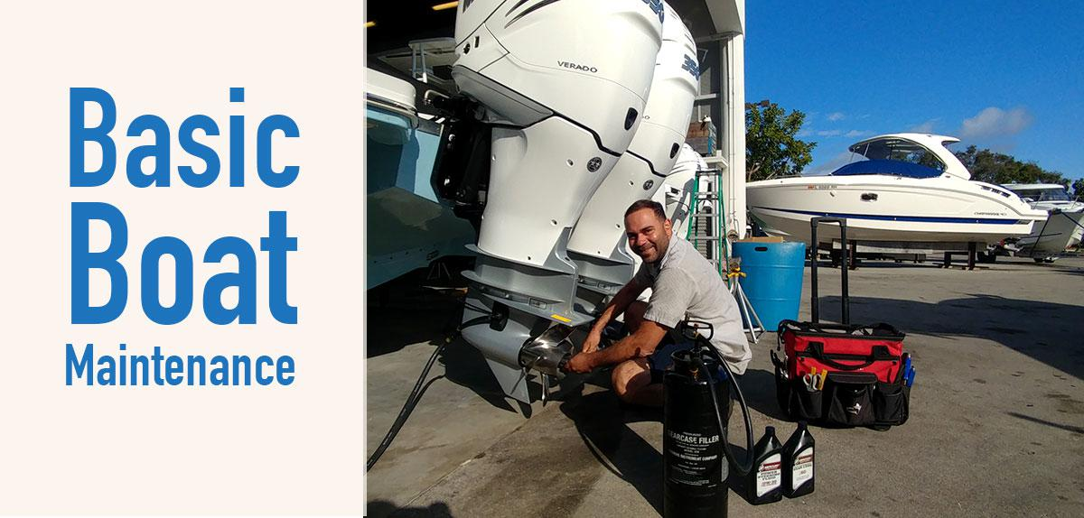 DIY Basic Maintenance for your Boat - Part 1