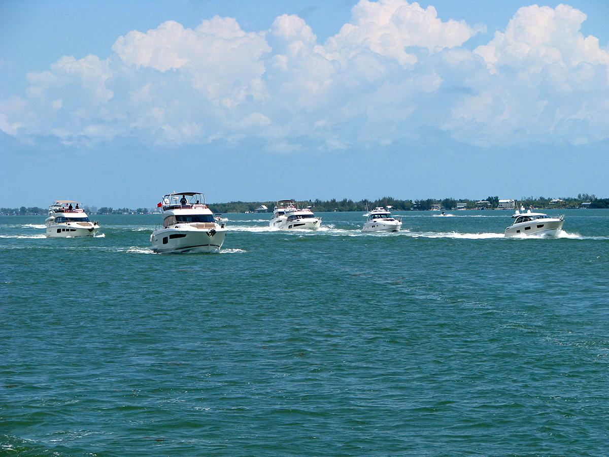 Safe Boating: Encountering Other Vessels On The Water