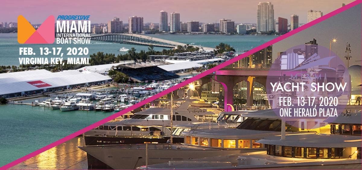 InterMarine Boats to Feature 53 Boats at the 2020 Miami International Boat Show and Miami Yacht Show