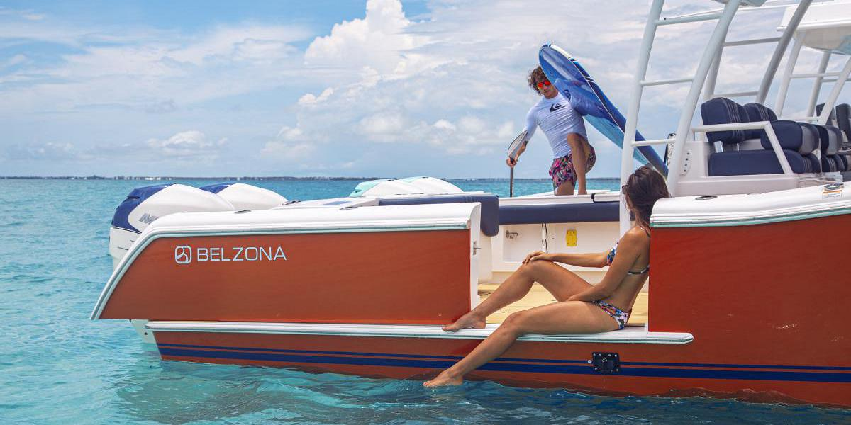 Boats by Belzona Reflect South Florida's Unique Upscale Lifestyle