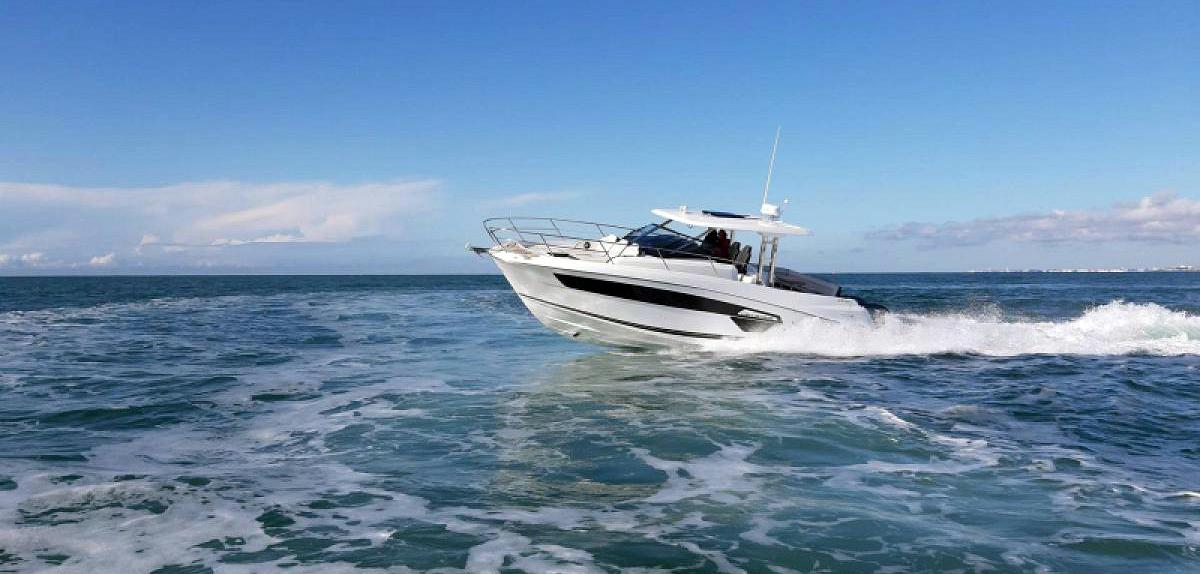 Jeanneau to Showcase 3 New Models at the Fort Lauderdale International Boat Show