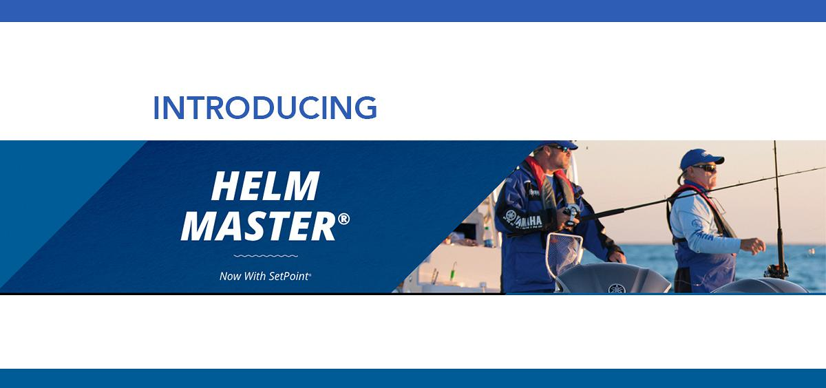 Introducing Yamaha's New Helm Master EX