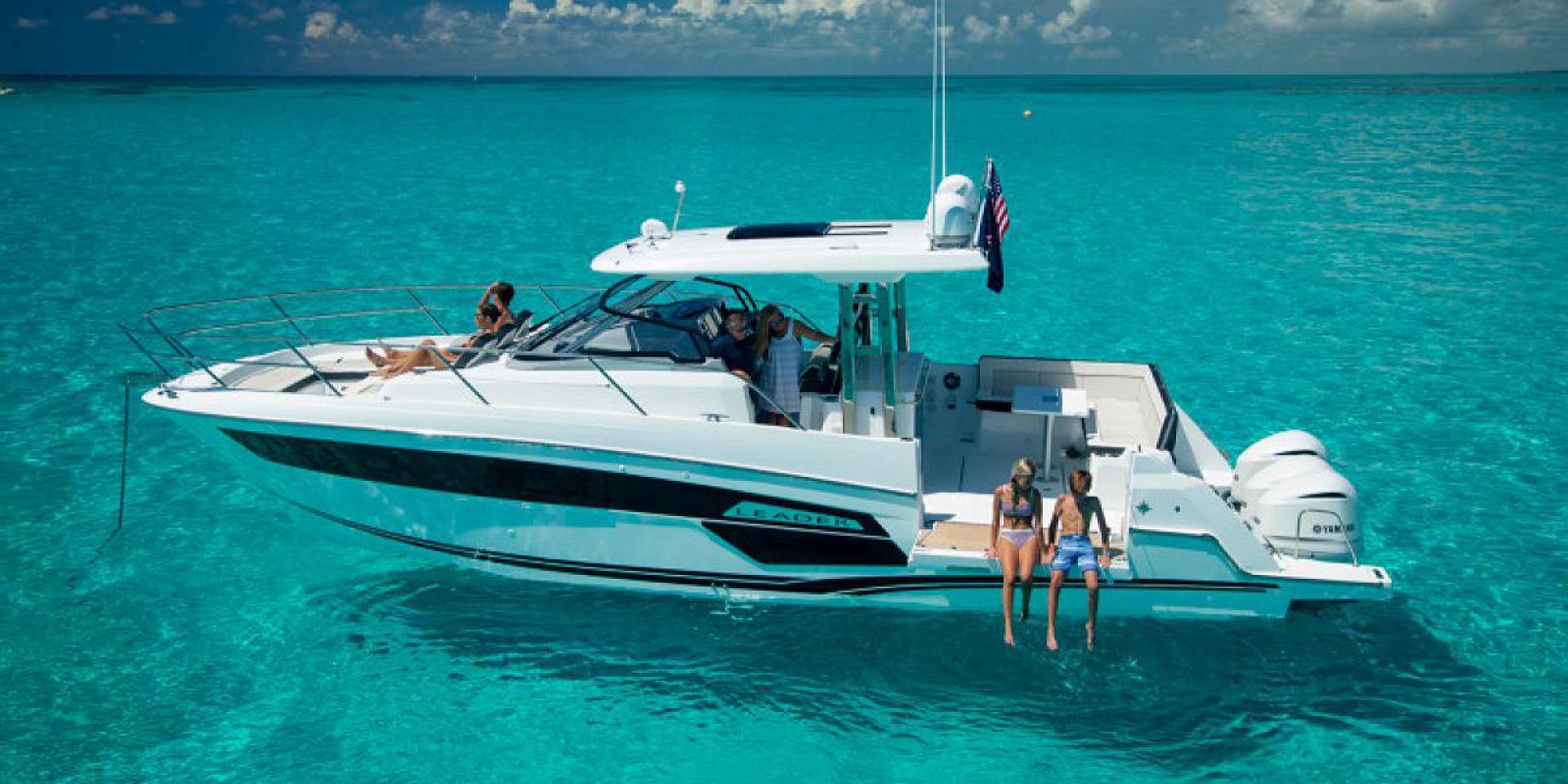 Jeanneau Leader: Built for Summer Cruising Fun