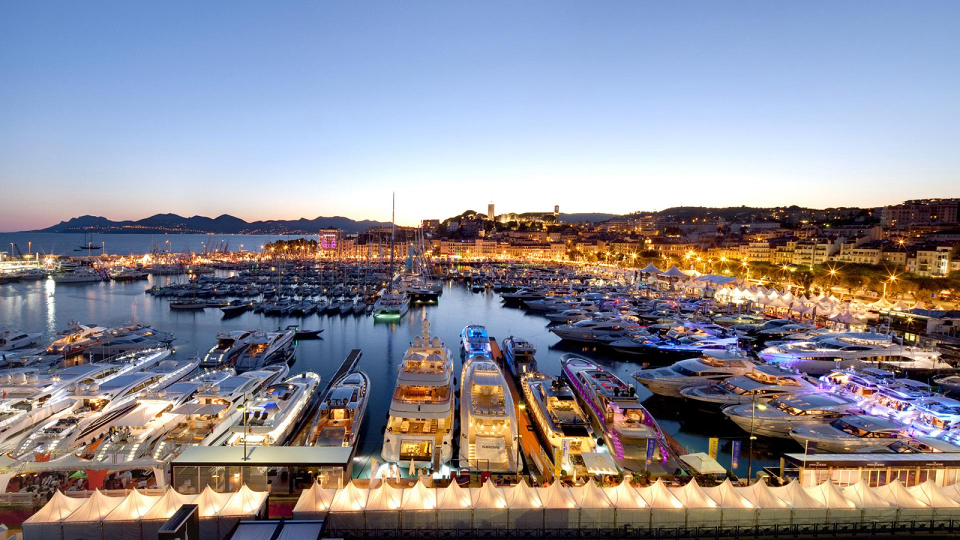 CANNES YACTHING FESTIVAL THE LARGEST BOAT SHOW IN THE WORLD