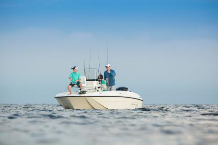 Bayliner F18: Fishability and Affordability
