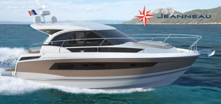 New 2017 Jeanneau Leader 33