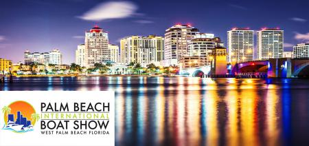 InterMarine Palm Beach Boat Show: Boats and Yachts on Display