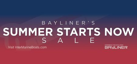 Bayliner: Summer Starts NOW!