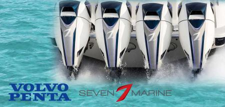 Volvo Penta enters world of outboards with Seven Marine