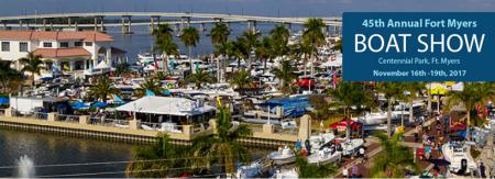 45th Annual Fort Myers Boat Show