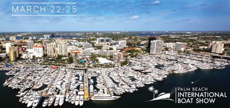 InterMarine at the 2018 Palm Beach International Boat Show