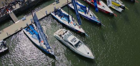 Volvo Penta launches the world's first self-docking technology