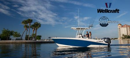 InterMarine Boats in Florida now sells Wellcraft offshore fishing boats