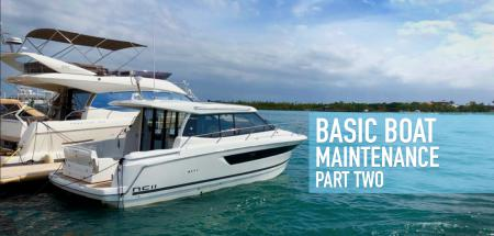 DIY Basic Maintenance for your Boat - Part 2