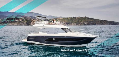 2020 Preview: Jeanneau and Prestige Reveal New Models for FLIBS