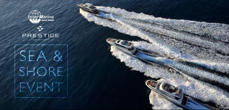 Prestige Yachts' Sea & Shore Event