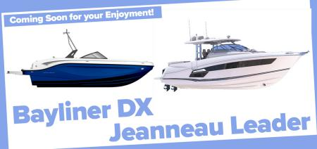 Why Bayliner and Jeanneau Dominate the Day Cruiser Market