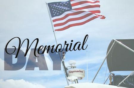 Memorial Day Weekend Event
