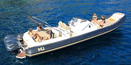 Discover Nuova Jolly: Europe's Most Popular Luxury Rigid Inflatable Boats