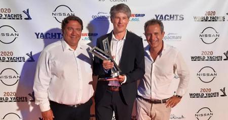 New Prestige X70 awarded as 'Best Layout'