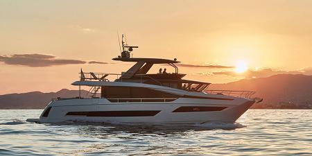 Intermarine to Showcase 4 New Prestige Yachts at Fort Lauderdale