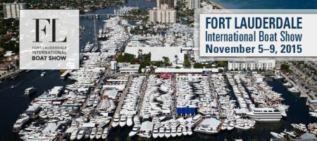 56th Annual Fort Lauderdale Boat Show is here!