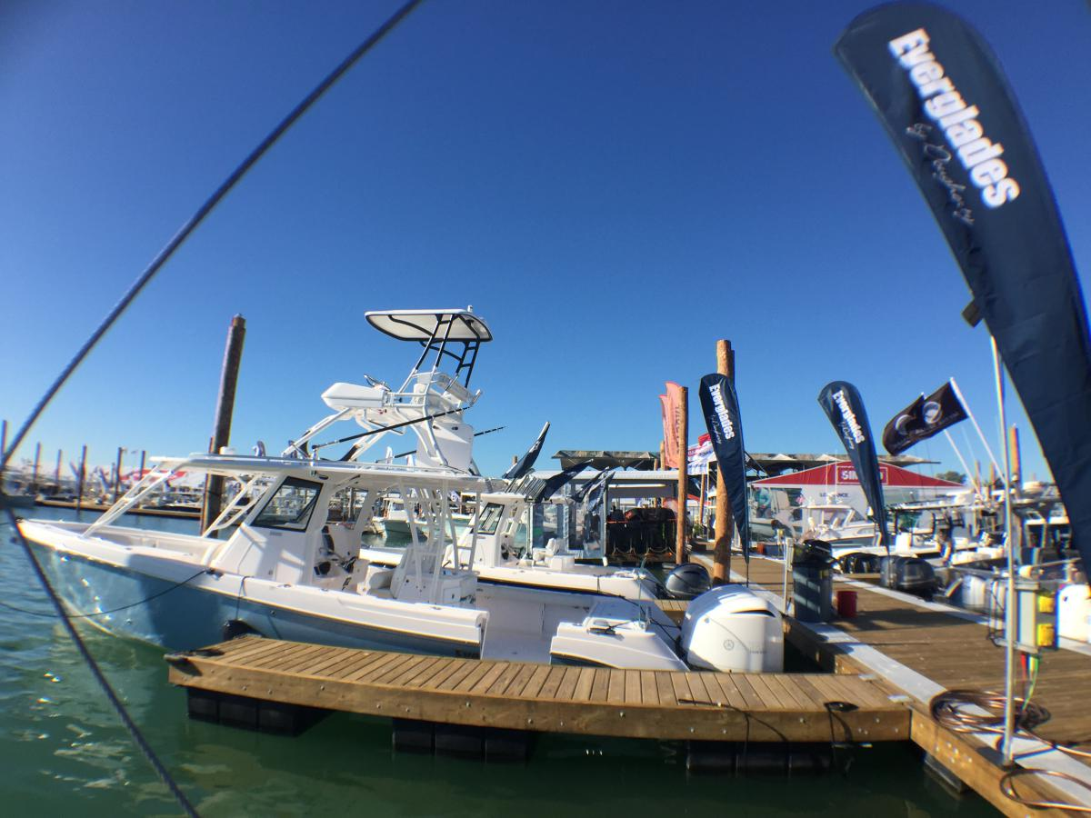 2016 miami international boat show intermarine - Miami boat show ...