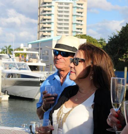 view Monte Carlo Yachts Launch Event