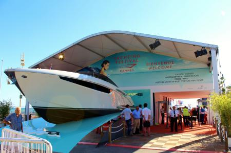 view Cannes Yachting Festival 2017