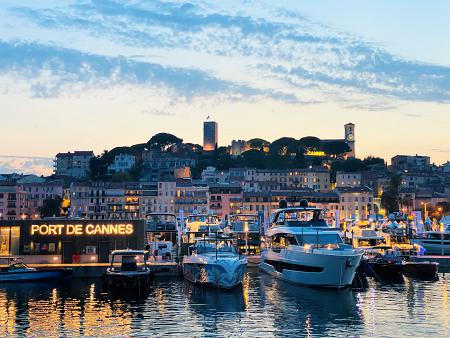 view CANNES YACHTING FESTIVAL 2021