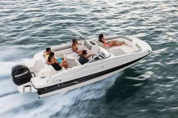 Deck Boat 190